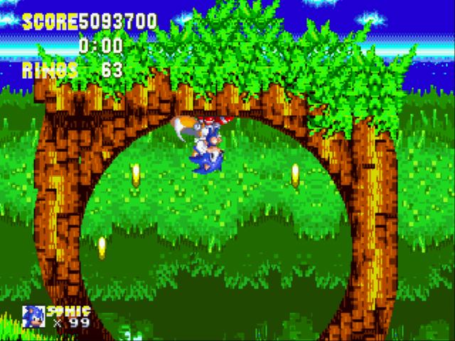 Sonic 3 Complete -  - User Screenshot